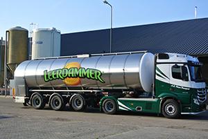 Leerdammer truck
